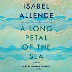 A long petal of the sea, a novel