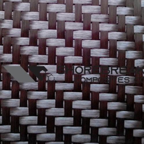 Tecido Fibra de Carbono 500g/m² Sarja