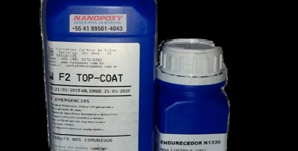 Kit Top Coat NSW F2 (VISCOSO) 1,3kg (1kg+300g)
