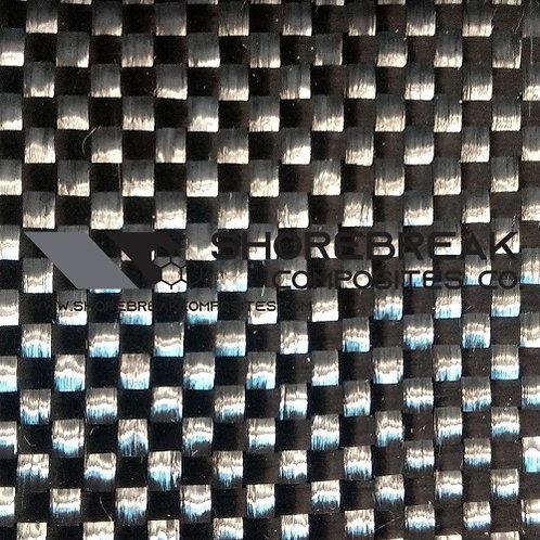 Tecido Fibra de Carbono 500g/m² tela