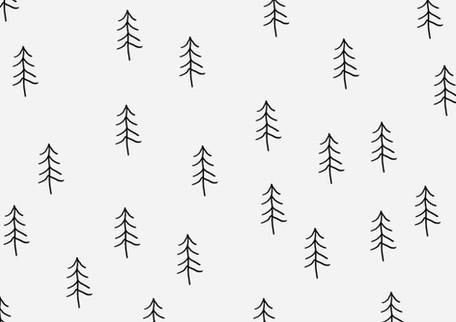 Træ Mønster