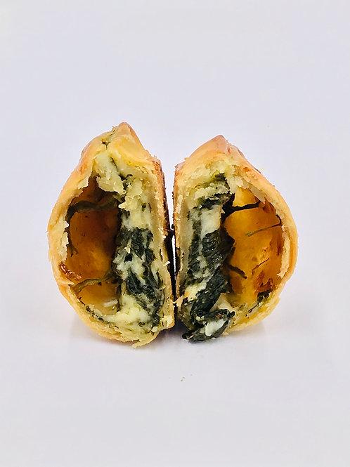 Empanada aux Épinards et Mozzarella