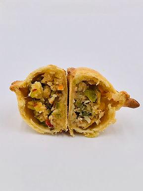 Empanada Crevette Poireau