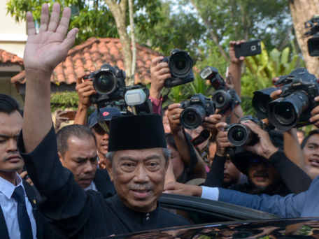 WHAT'S NEXT FOR PRIME MINISTER MUHYIDDIN?
