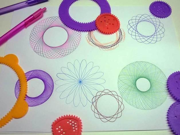 Spirograph萬花尺