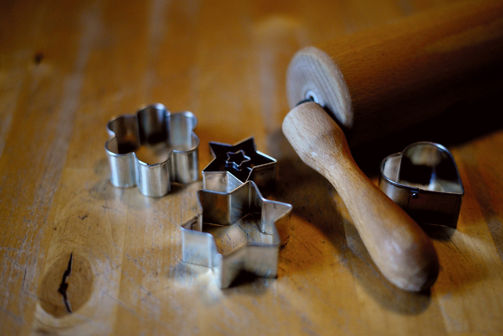 如何在生活中運用3D列印技術─烘焙用具拉網刀