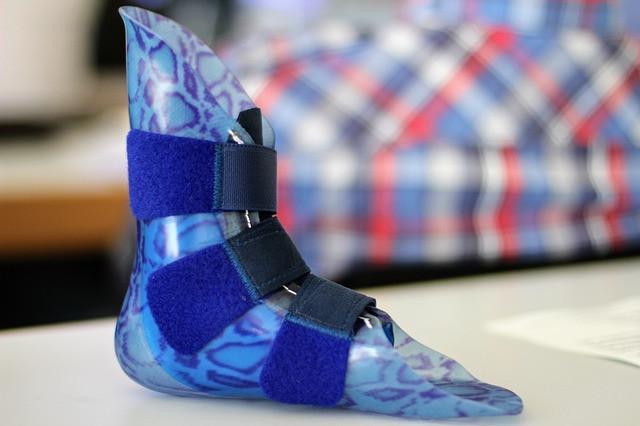 利用3D列印醫療技術,打造病患輔助工具