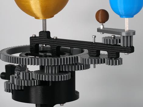 3D列印太陽系儀