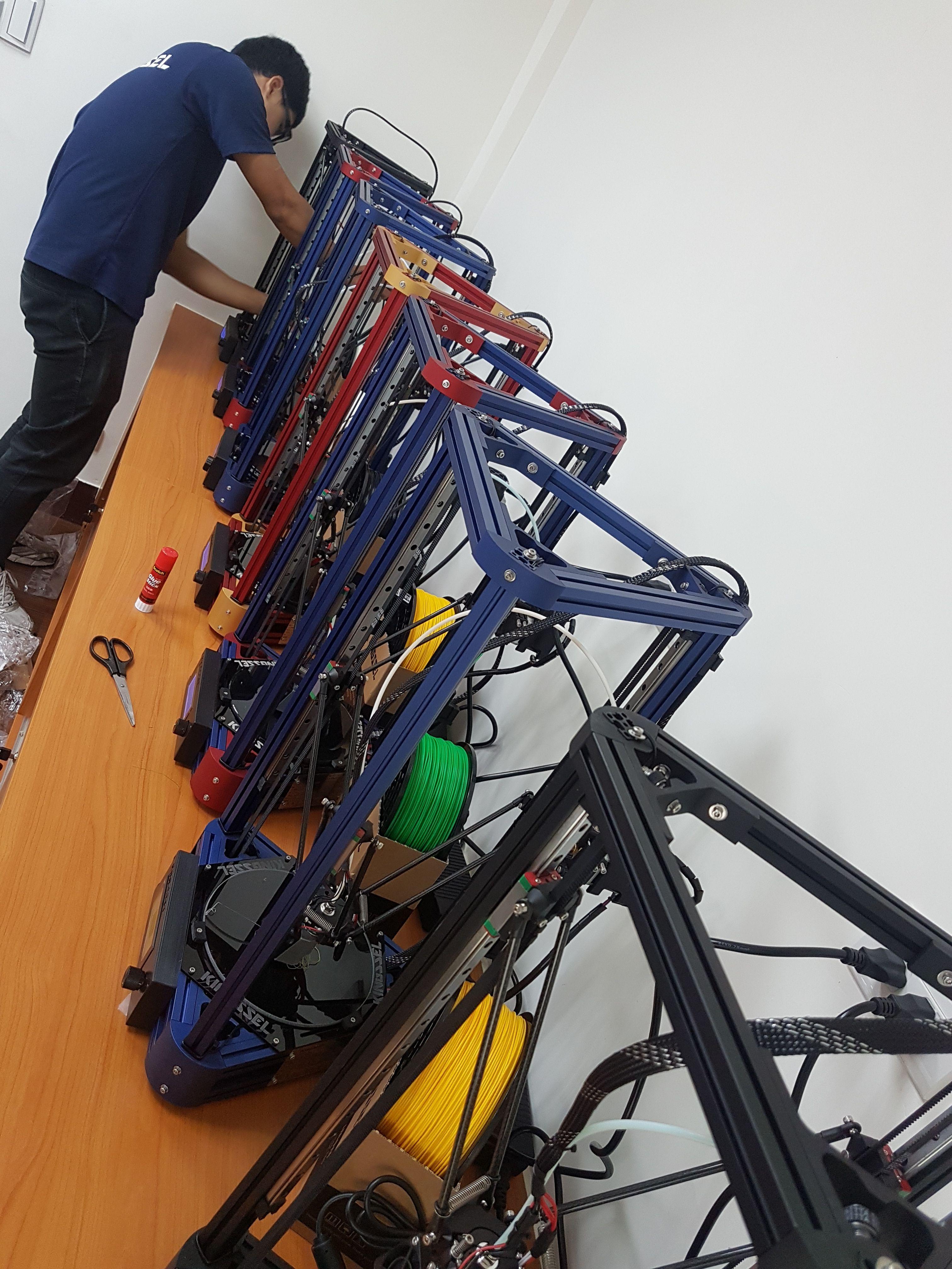 3D列印教室建置