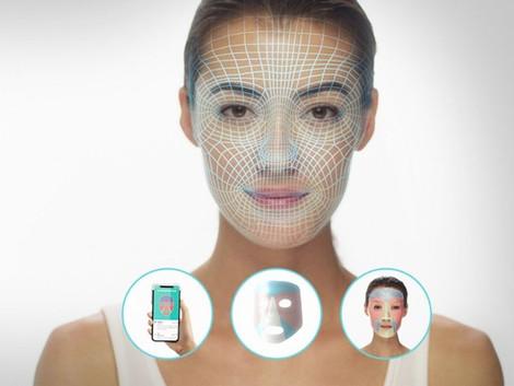 露得清推出客製化3D列印面膜