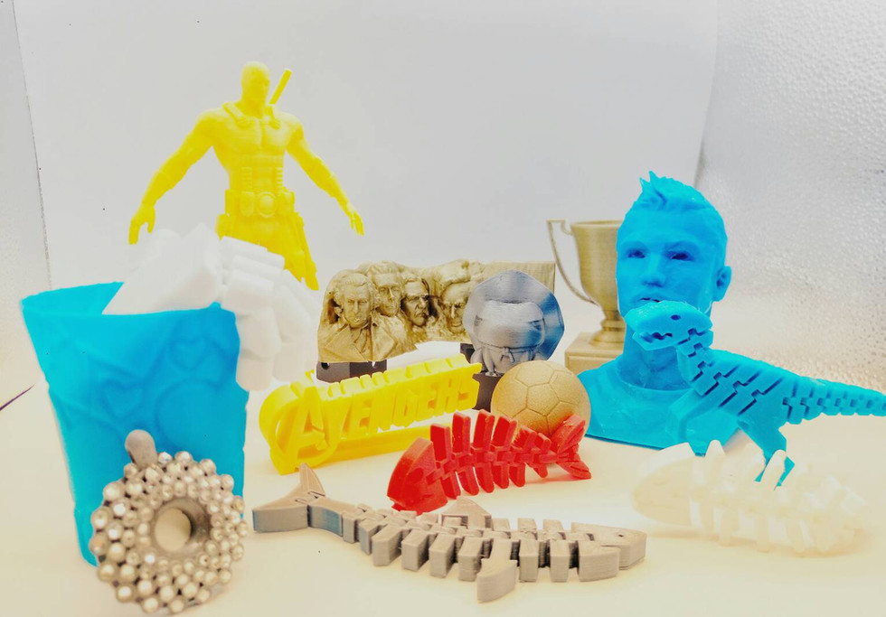 3D列印懶人包!代印資訊必看!