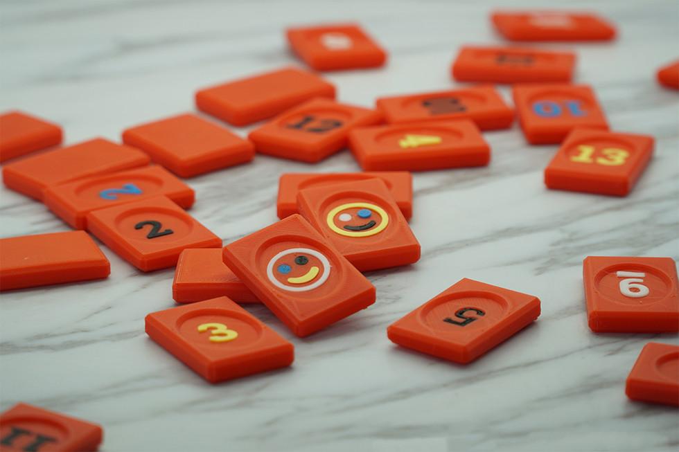 使用3D列印著手研發─桌遊設計
