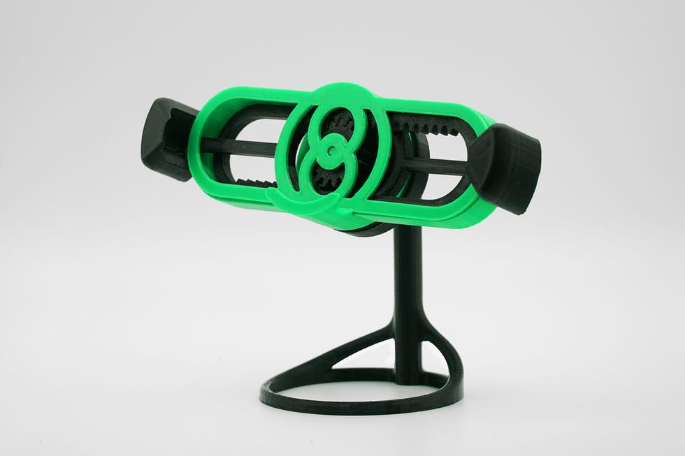 3D列印彈簧手機支架