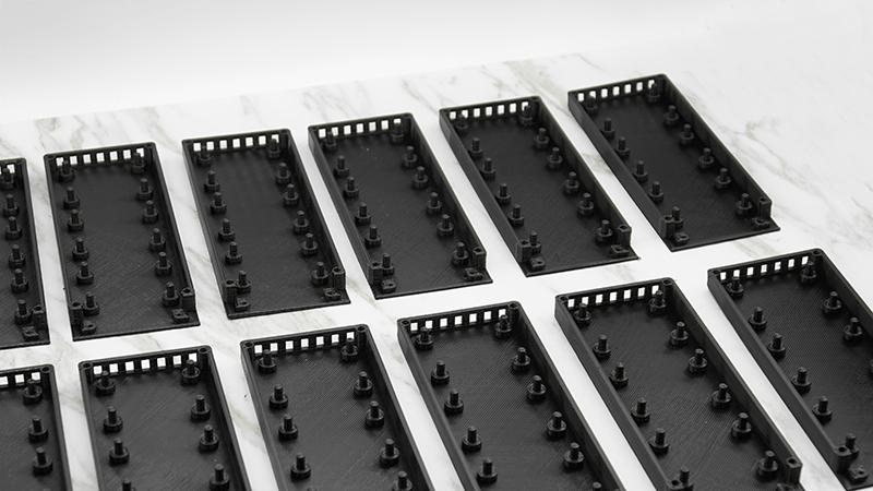 ※KINGSSL 3D列印機能穩定列印,精度更能達正負10條內。