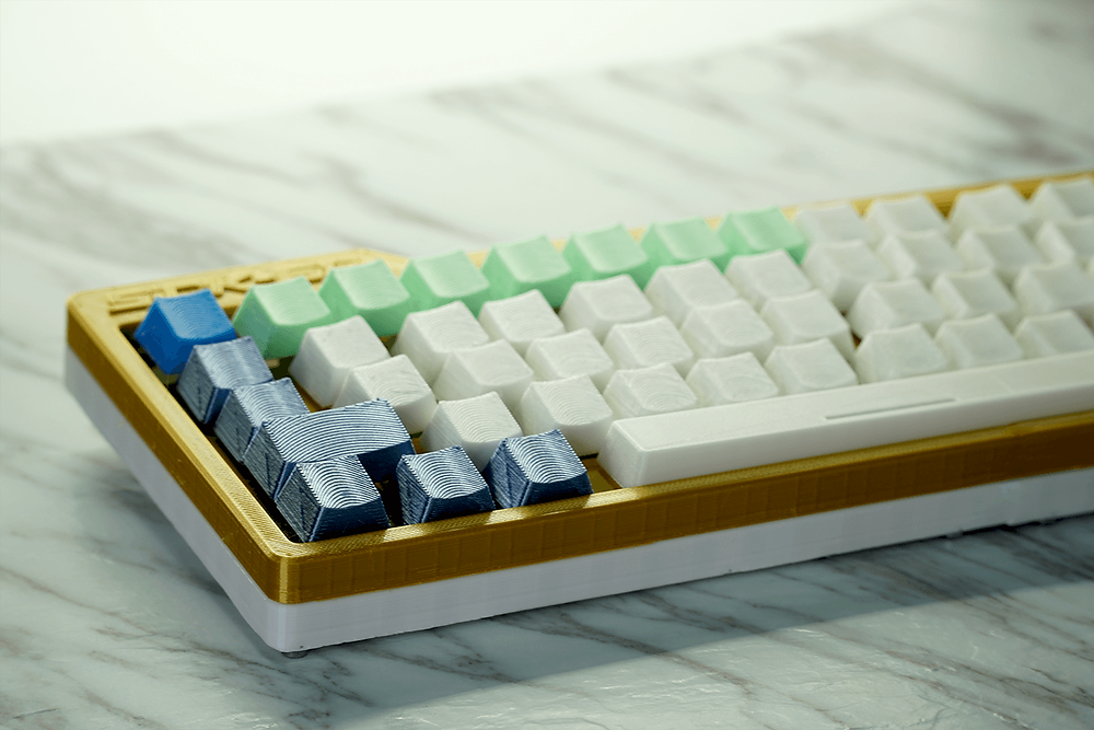 Mechanical Keyboard - SiCK-68 by FedorSosnin