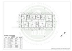 Könnyűszerkezetes ház - Nagyvázsony Alaprajz