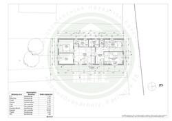 Könnyűszerkezetes ház - Alaprajz