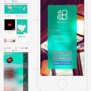UIUX Design / App Development / Motiongraphic / 3D Animation