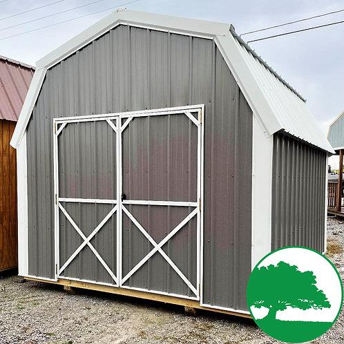"10' x 12' Metal ""Mid Loft Barn"""