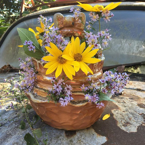 new! Flower baskets!_🌼🌸✨_✨_🌸🌼✨_✨_🌼?