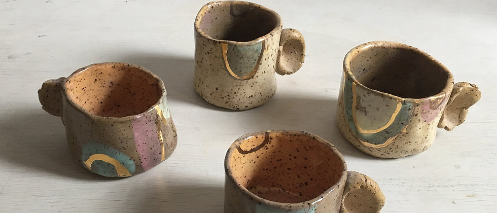espresso cups (set of 4)