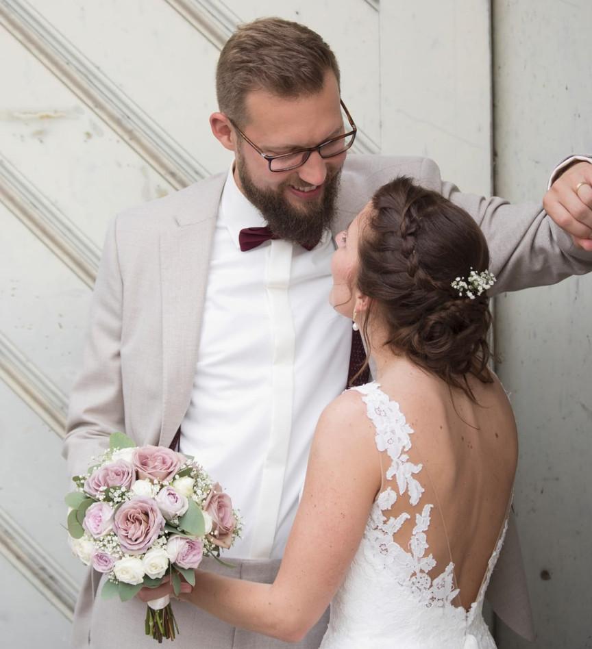 Hochzeit Hair