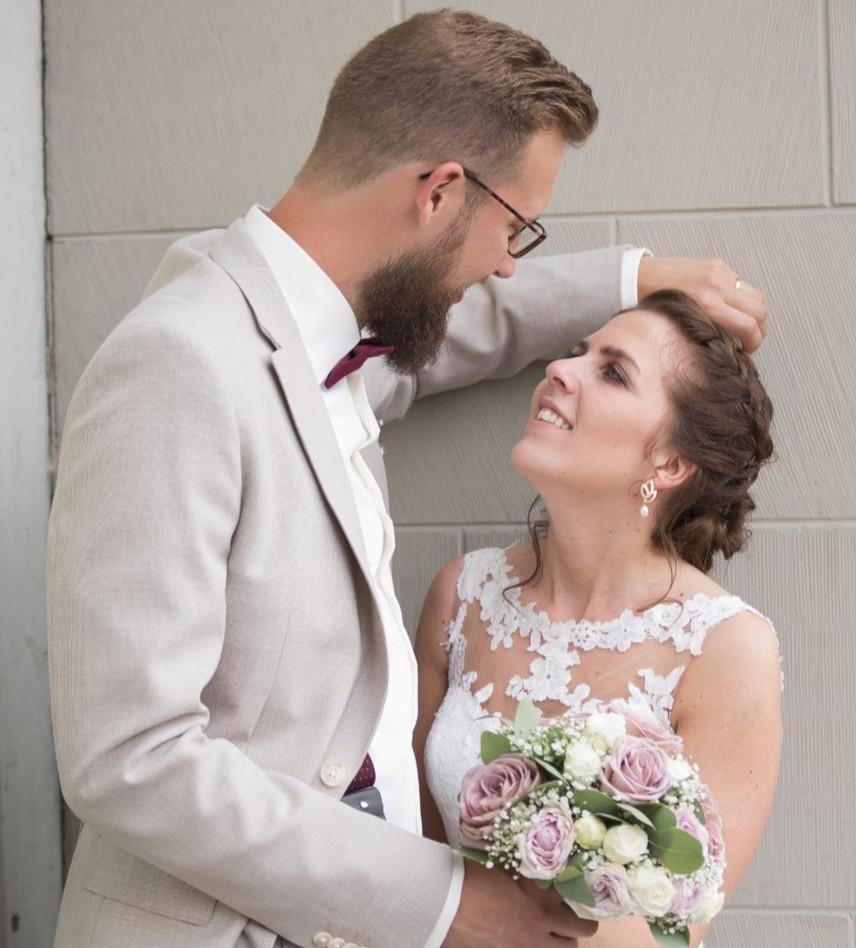 Hochzeit Hair & Make-up