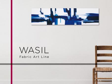 和晒(わざらし)をつかったインテリアアート『WASIL』 ~ワシル~ 販売を開始!!!