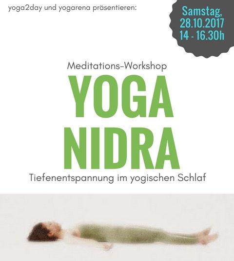 28.10.17: Yoga Nidra Workshop