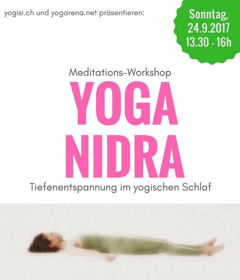 9.11.17: Yoga Nidra Session