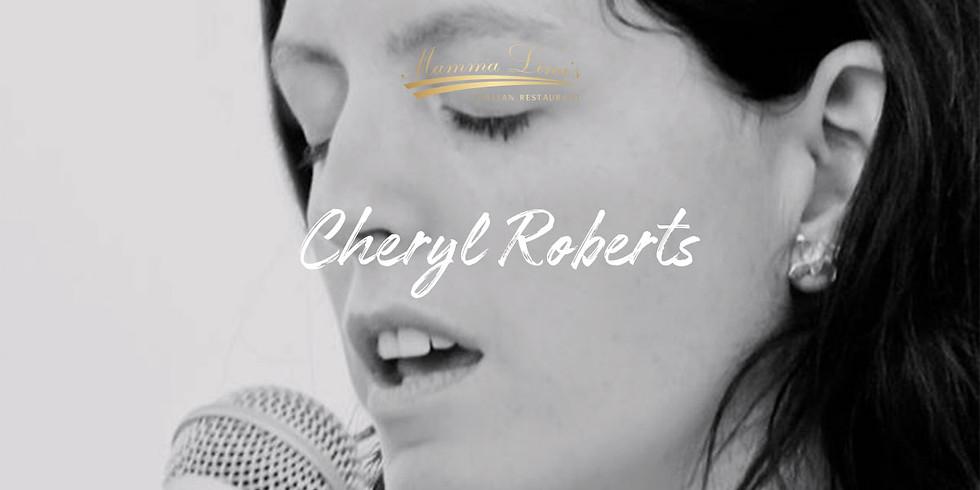 Live in Mamma Lina's – Cheryl Roberts
