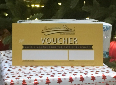 Gift Vouchers for Mothers Day