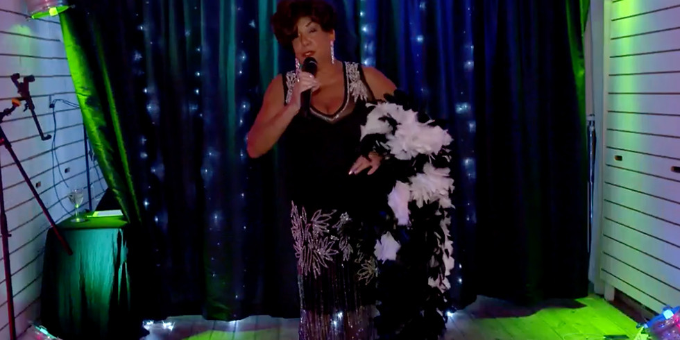 Live entertainment with Shirley Classy