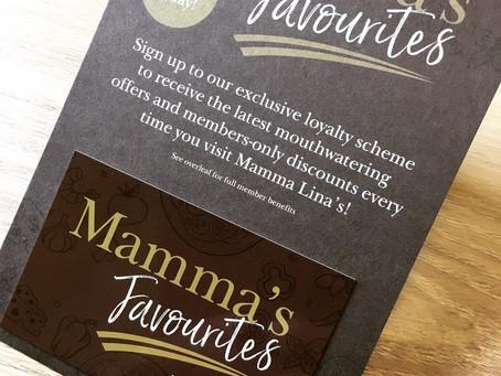 Mamma's Favourites