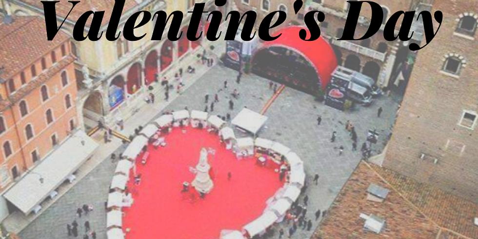 Valentines Day in Mamma Lina's