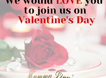 Celebrate Valentine's Day With The Special Person in Your Life