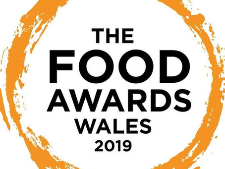 Finalists in The Food Award Wales 2019