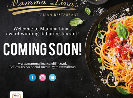 Mamma Lina's To Open A Cardiff Restaurant