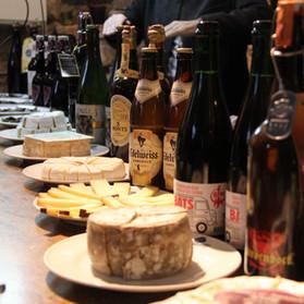 Beispiel Bier & Käse
