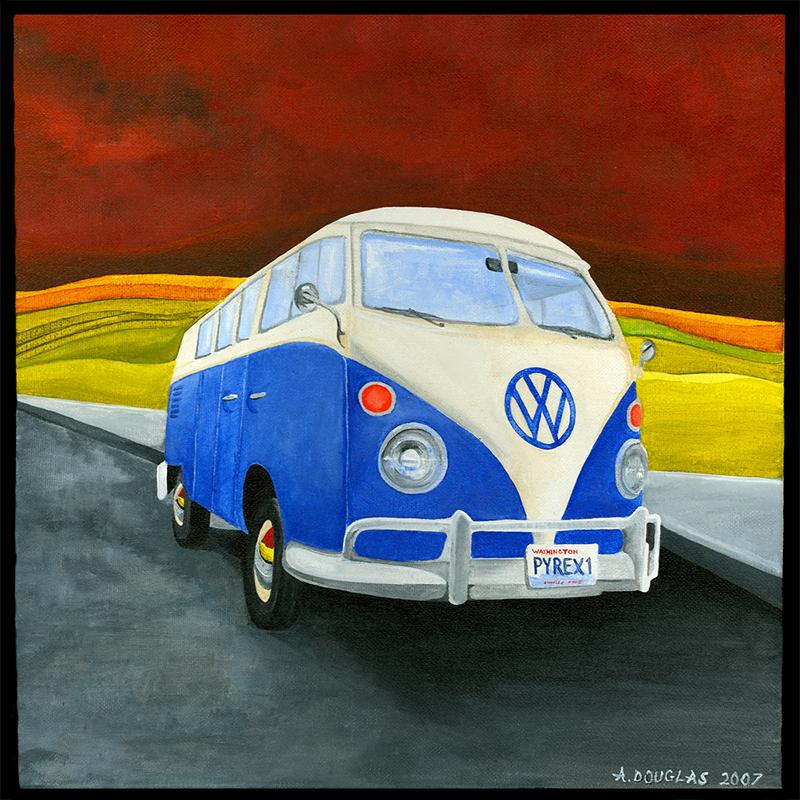 Pyrex Bus
