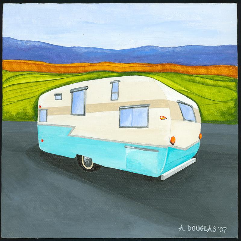 '57 Shasta Trailer