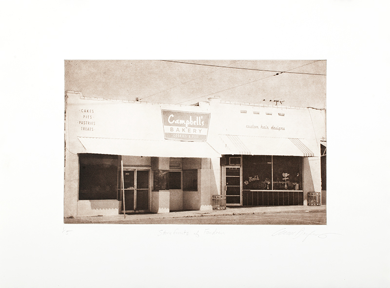 Storefronts of Fondren