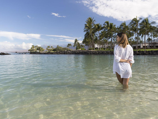 Keep Guys & Gals Happy at the Fairmont Orchid