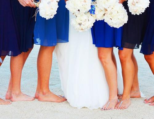 4 Destination Wedding Bridesmaid Dress Ideas