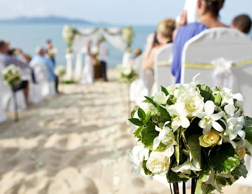Common Destination Wedding Etiquette Questions, Answered