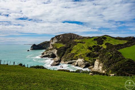 NZ - Cap Farewell