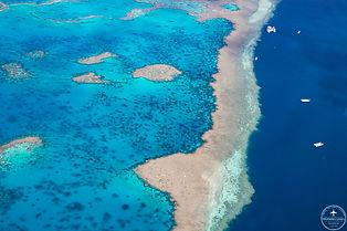 Survol Grande Barrière de Corail