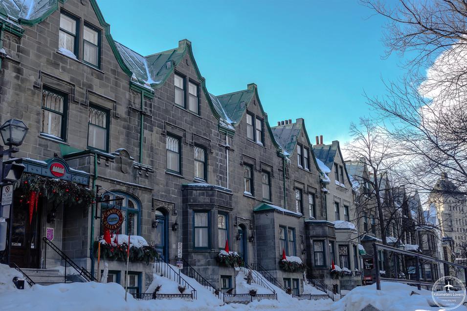 Québec - Montréal