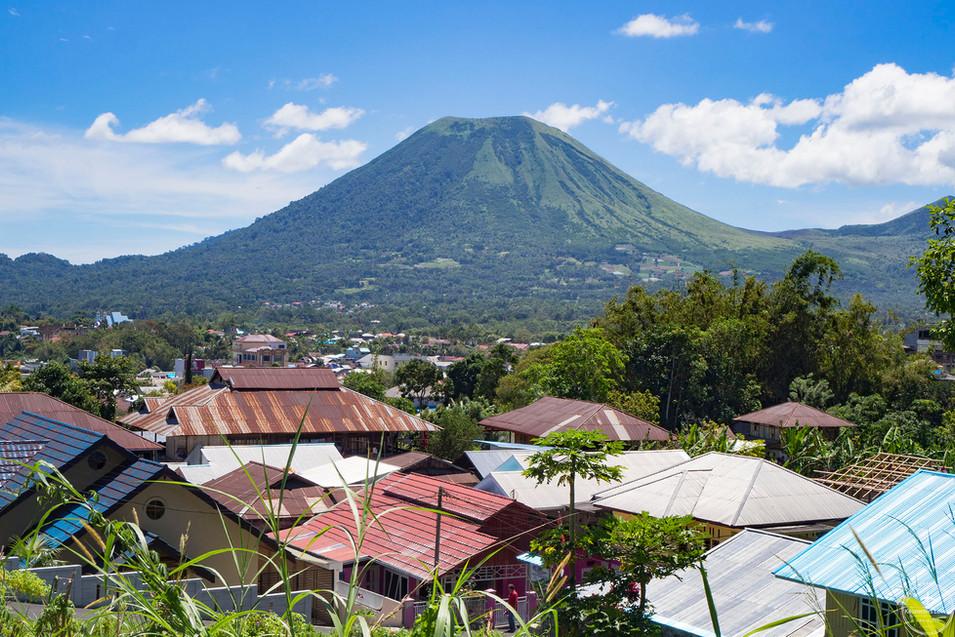 Sulawesi - Tomohon
