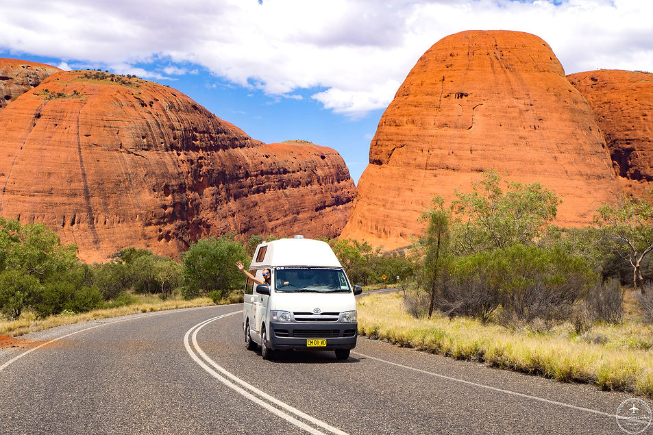Australie - Kings Canyon